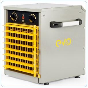 EVO Sanayi Tipi Elektrikli Rezistanlı Fanlı ısıtıcı Fiyatları