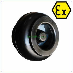 RK 315 EX - KANAL TİPİ EXPROOF FAN